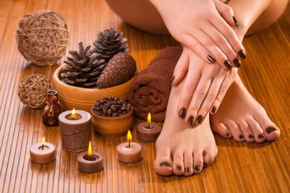 Good reviews on popular rating sites increases business for good pedicurists